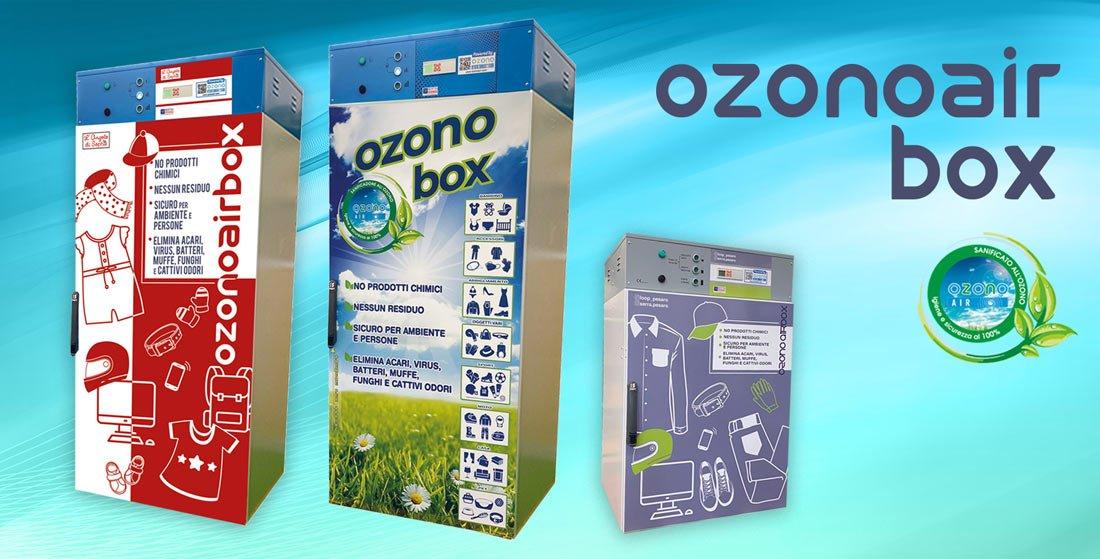 cabina OZONO AIR BOX