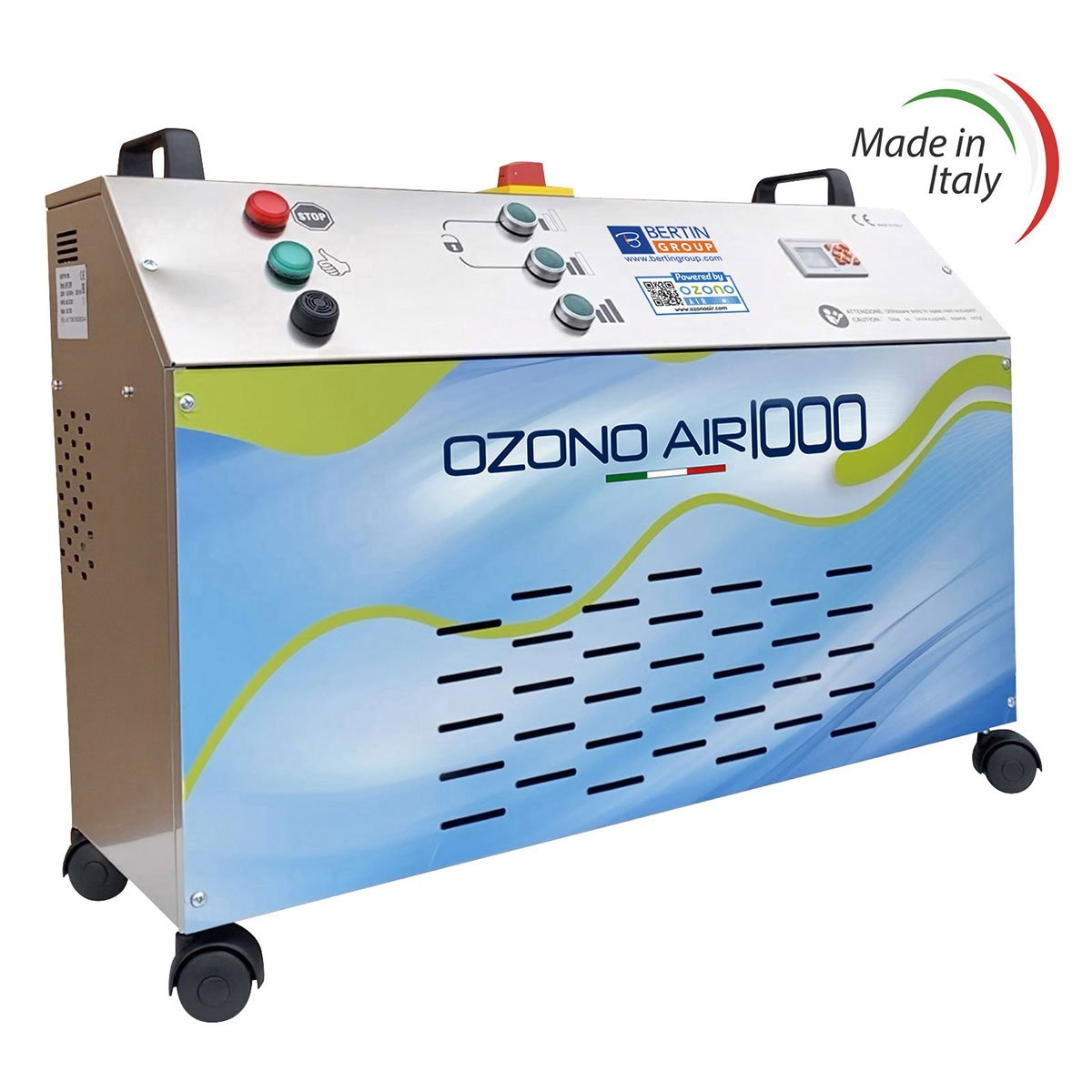 generatore OZONO AIR1000 made i italy