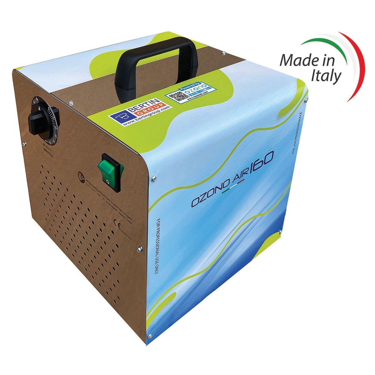generatore OZONO AIR160 made i italy
