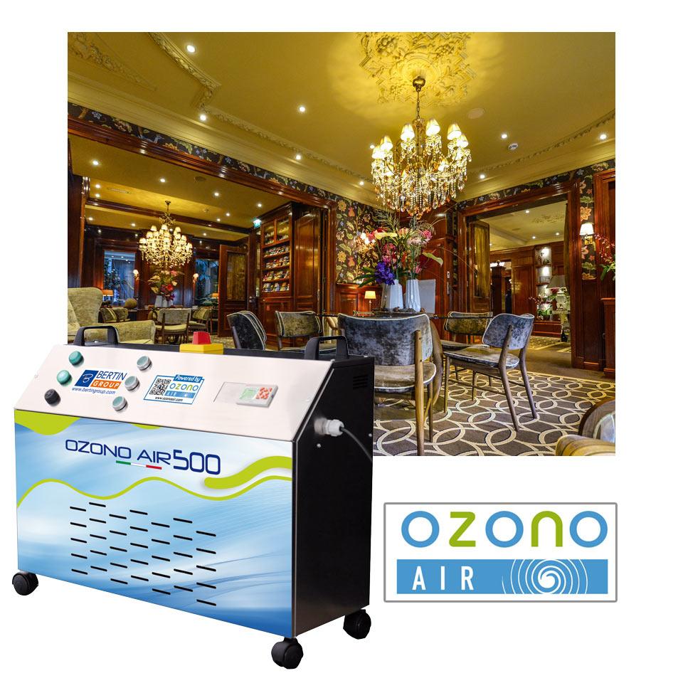 Sanificatore OZONO AIR 500