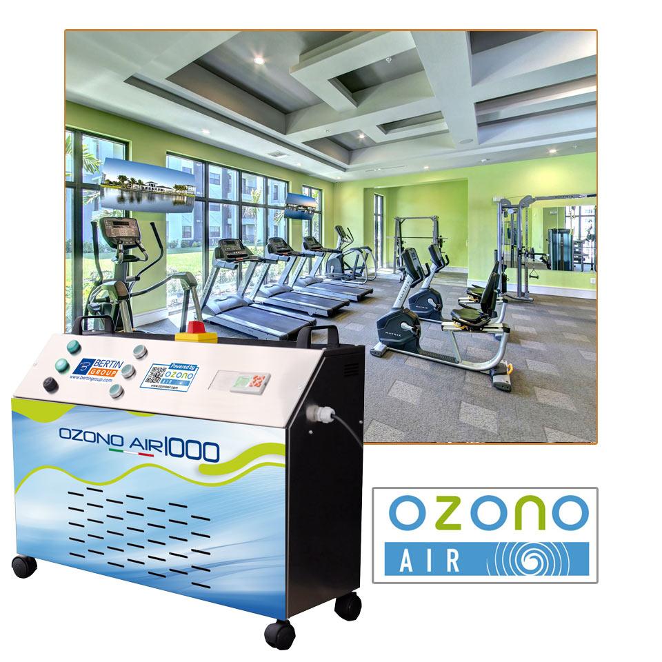 Sanificatore OZONO AIR 1000