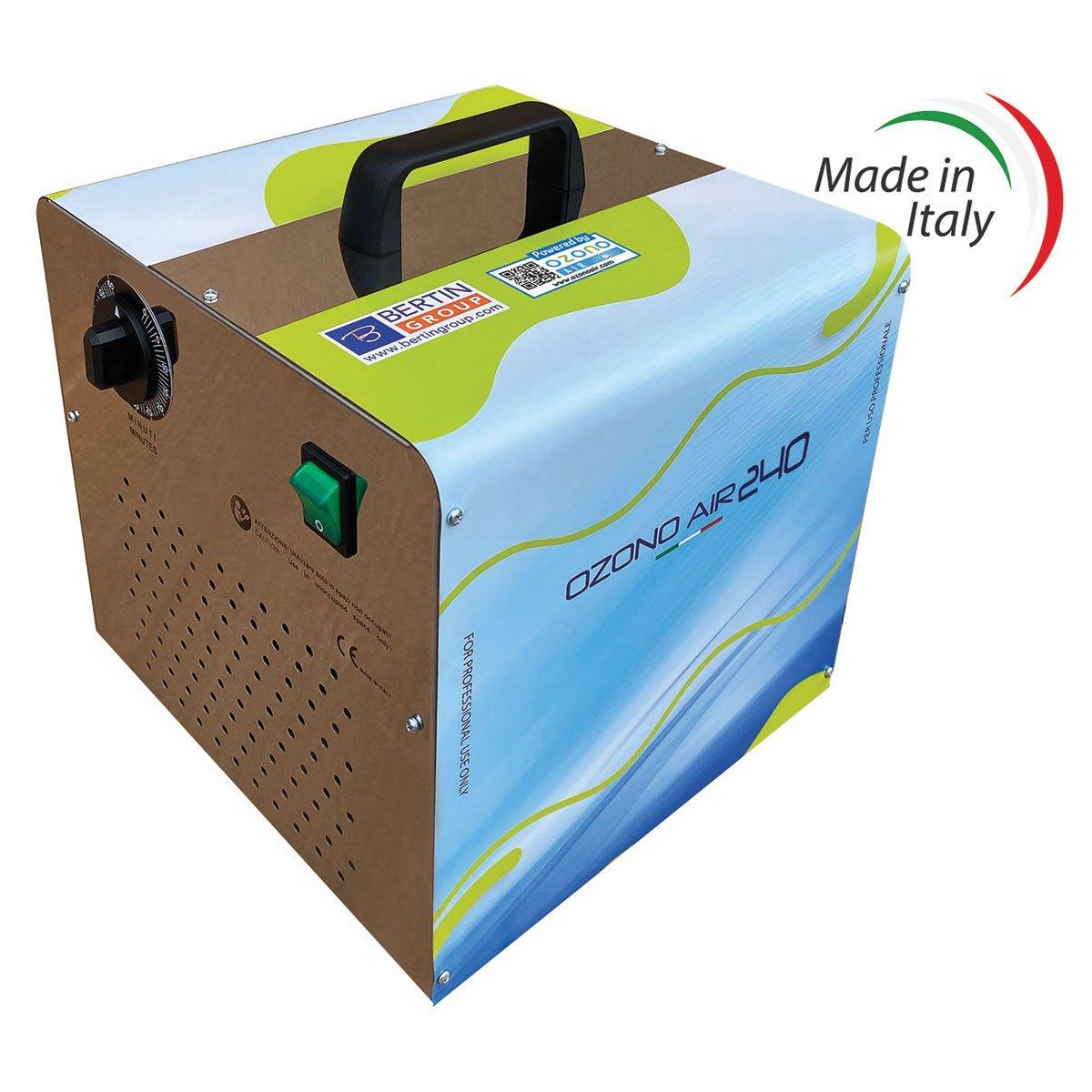 generatore OZONO AIR240 made i italy