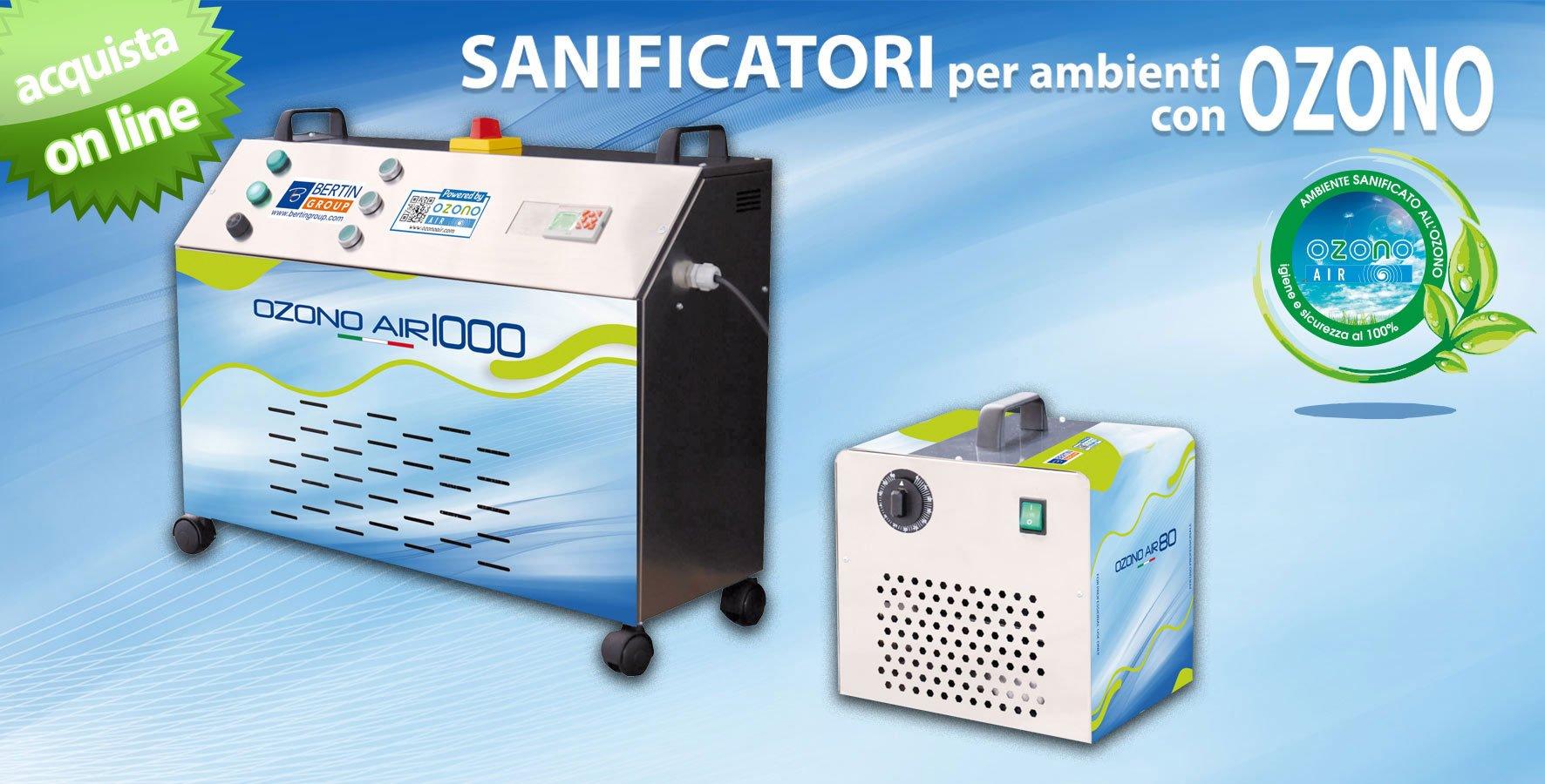 generatori di ozono acquista online